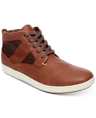 15c6bc37ac1 Steve Madden Men s Frazier High-Top Sneakers   Reviews - All Men s Shoes -  Men - Macy s
