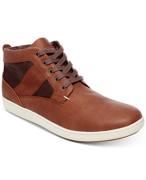 bfedad04eb0 Steve Madden Men s Frazier High-Top Sneakers   Reviews - All ...