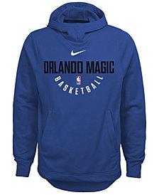 Nike Orlando Magic Elite Practice Hoodie, Big Boys (8-20)