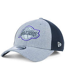New Era Los Angeles Lakers Heathered Neo Pop 39THIRTY Cap