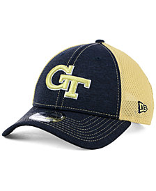 New Era Georgia-Tech Shadow Turn 9FORTY Cap