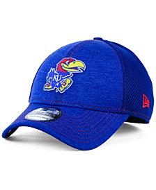 New Era Kansas Jayhawks Classic Shade Neo 39THIRTY Cap