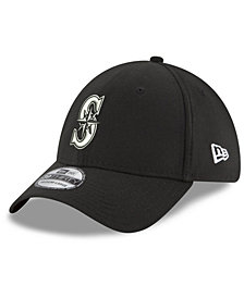 New Era Boys' Seattle Mariners Dub Classics 39THIRTY Cap