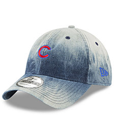 New Era Chicago Cubs Denim Wash Out 9TWENTY Cap