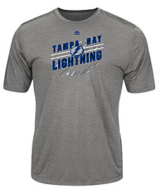Majestic Men's Tampa Bay Lightning Drop Pass T-Shirt