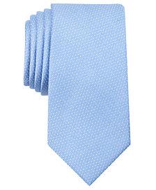 Nautica Men's Salem Dot Slim Silk Tie