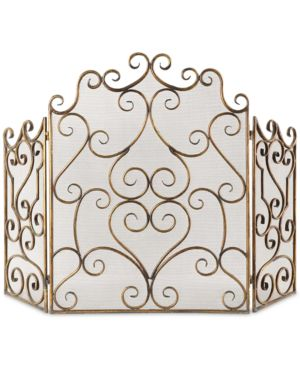Uttermost Kora Fireplace Screen 6082905