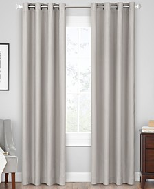 Hudson Hill Berkley Grommet Window Panels