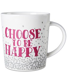 Pfaltzgraff Choose To Be Happy Mug