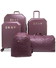 Allure Hardside Luggage Collection, Created for Macy's