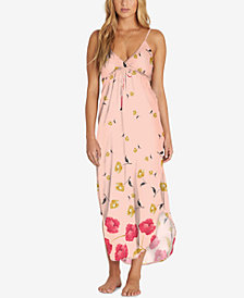 Billabong Juniors' Like Minded Printed Maxi Dress