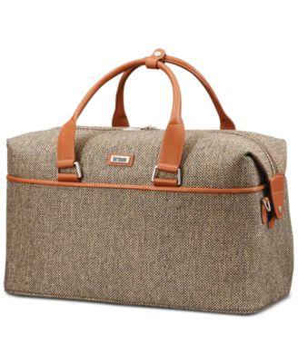 Tweed Legend Weekend Duffel Bag