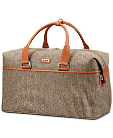 Hartmann Tweed Legend Weekend Duffel Bag