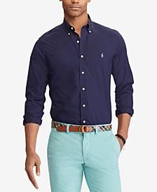 폴로 랄프로렌 Polo Ralph Lauren Mens Classic Fit Stretch Poplin Shirt