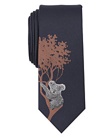 Bar III Men's Koala Tie, Created for Macy's