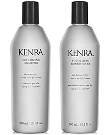 Volumizing Shampoo & Conditioner (Two Items), 10.1-oz., from PUREBEAUTY Salon & Spa