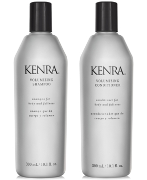 Kenra Professional Volumizing Shampoo & Conditioner (Two Items), 10.1-oz, from Purebeauty Salon & Spa