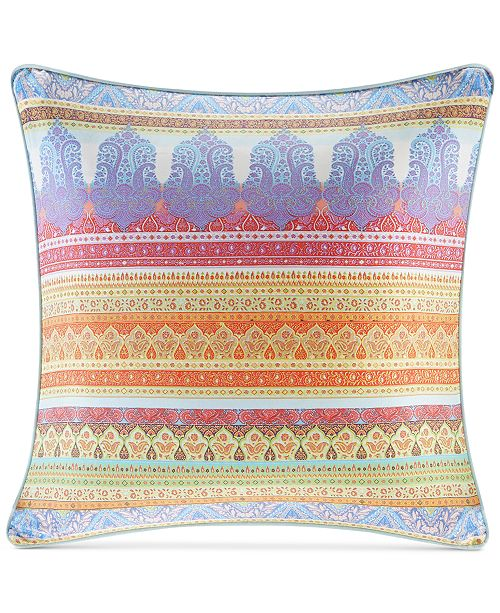 Echo Sofia Printed Cotton European Sham