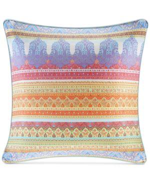 Echo Sofia Printed Cotton European Sham Bedding 5740617