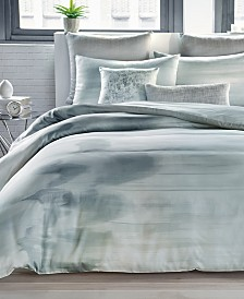 DKNY Cloud Full/Queen Duvet Cover