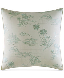 "Tommy Bahama Home Abacos 20"" x 20"" Decorative Pillow"