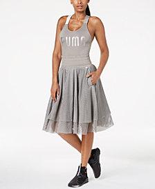 Puma En Pointe Bodysuit & Mesh Skirt