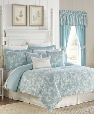 Willa 4-Pc. Queen Comforter Set