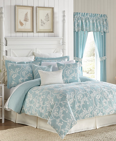 Croscill Willa 4-Pc. King Comforter Set