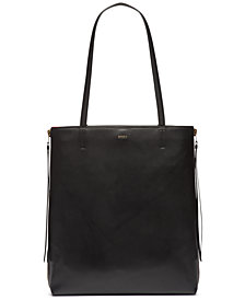DKNY Mey Reversible Tall Medium Tote, Created for Macy's
