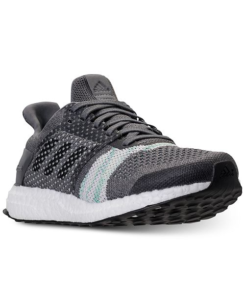 adidas Women s UltraBoost ST Running Sneakers from Finish Line ... 6d7d0991a