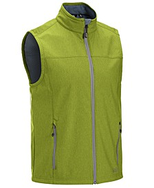 EMS® Men's Rampart Soft-Shell Full-Zip Vest