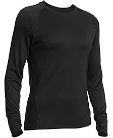 EMS® Women's Techwick Lightweight Long-Sleeve Crew Baselayer