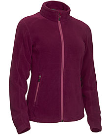 EMS® Women's Classic Polartec® 200 Fleece Full-Zip Jacket