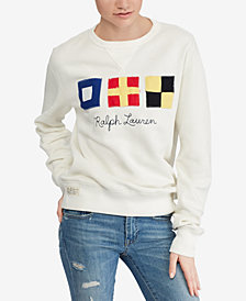 Polo Ralph Lauren Graphic Fleece Sweatshirt