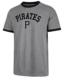 '47 Brand Men's Pittsburgh Pirates Capital Ringer T-Shirt