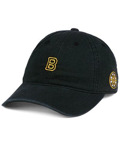 adidas Boston Bruins Element Logo Adjustable Cap