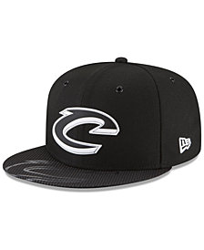 New Era Cleveland Cavaliers Back 1/2 Series 9FIFTY Snapback Cap
