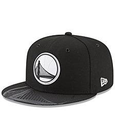 New Era Golden State Warriors Back 1/2 Series 9FIFTY Snapback Cap