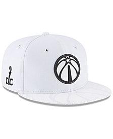 New Era Washington Wizards Back 1/2 Series 9FIFTY Snapback Cap