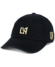 adidas Los Angeles Football Club Partial Logo Dad Cap