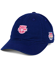 adidas New York Red Bulls Partial Logo Dad Cap
