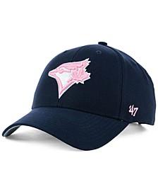 Toronto Blue Jays Navy Pink MVP Cap