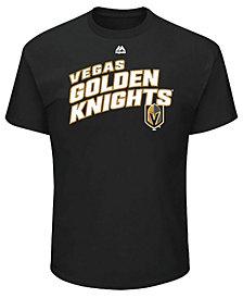 Majestic Men's Vegas Golden Knights Appeal Play T-Shirt
