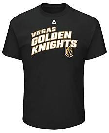 Majestic Men's Vegas Golden Knights Appeal Play T-Shirt
