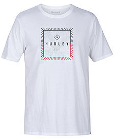 Hurley Men's Be Fronds Graphic T-Shirt
