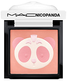MAC Nicopanda Gleamer Face Powder, Created for Macy's