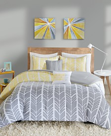 Intelligent Design Adel 5-Pc. Bedding Sets