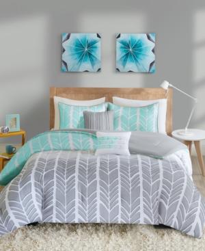 Intelligent Design Adel 4-Pc. Twin/Twin Xl Comforter Set Bedding