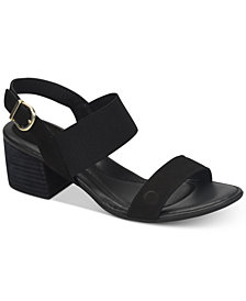 Born Opal Stretch Dress Sandals