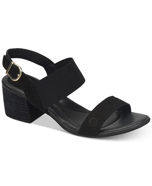 0ba70a0a3878 Born Opal Stretch Dress Sandals   Reviews - Sandals   Flip Flops ...